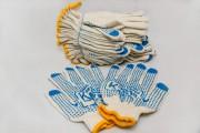 Перчатки с ПВХ наладонником