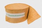 Джутовый ватин (межвенцовый уплотнитель)  10 см. * 20 м. (350-400 гр/м2)